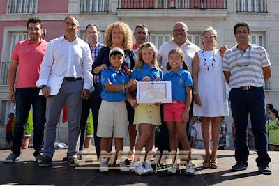 Premios del Deporte Aranjuez - Semana Europea del Deporte