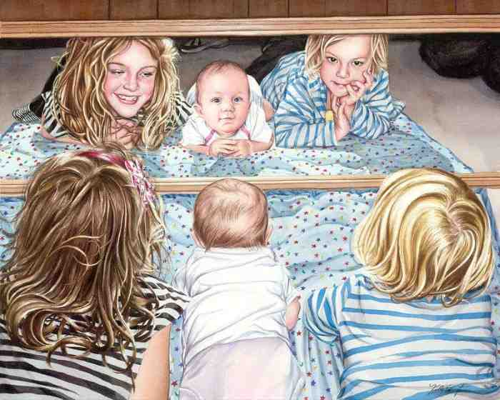 Реалистичные акварельные картины. Kelly Eddington