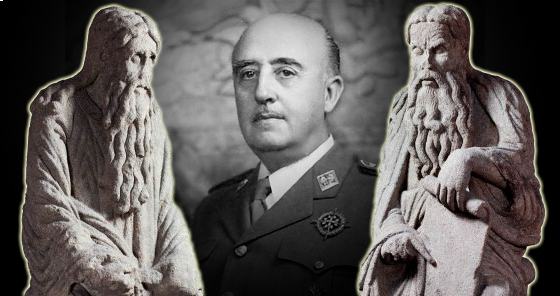 Santiago denunciará a la familia Franco por el robo de las dos estatuas de la Catedral