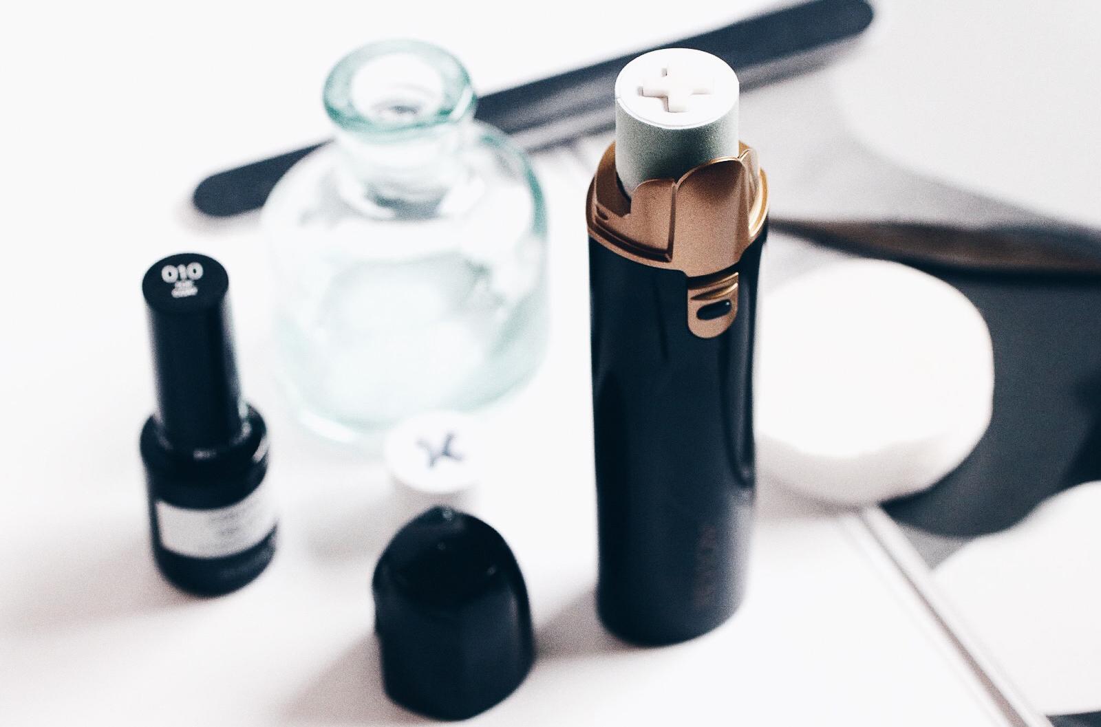 revlon nail buffer polisseur d'ongles electrique avis test