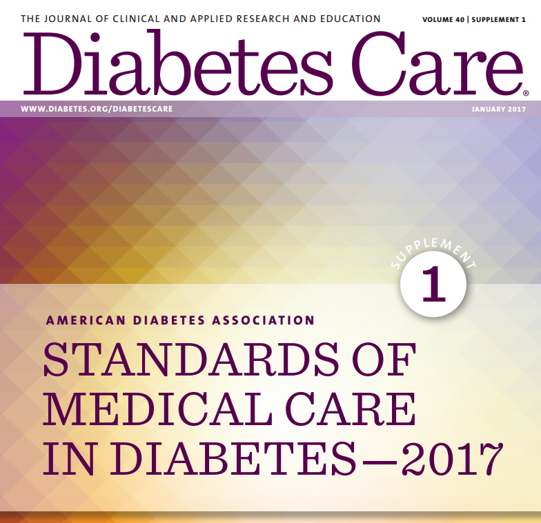 RedgedapS: Los Standards of Medical Care in Diabetes—2017