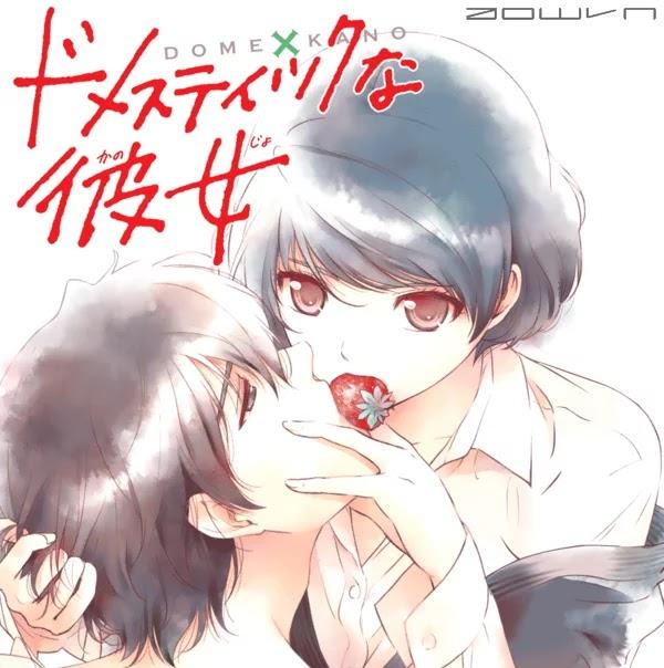 Domestic%2Bna%2BKanojo aowvn - Domestic na Kanojo | Manga Online - Tình Cảm