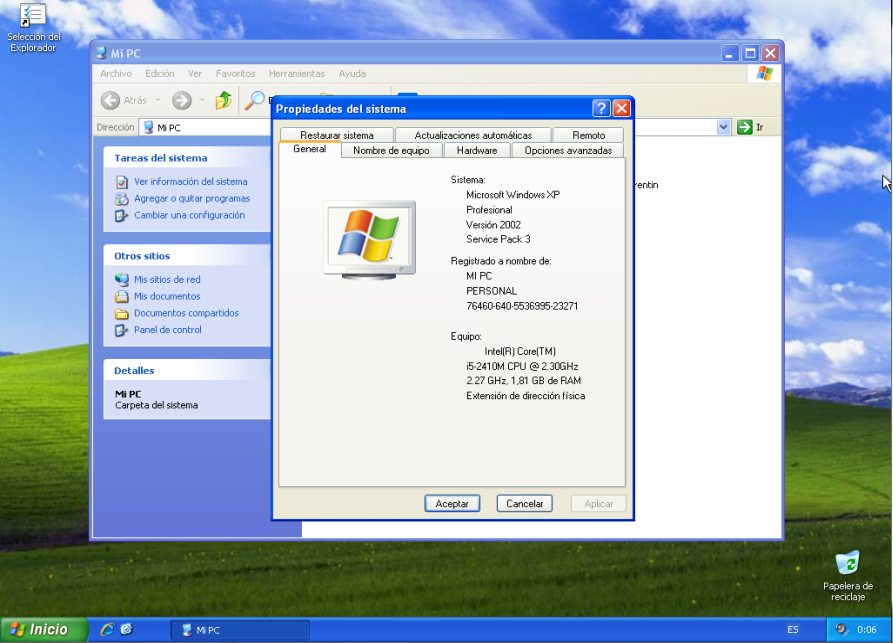 Windows xp home sp3 activation genuine