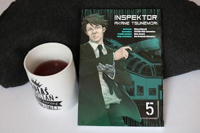 Akira Amano, Gen Urobuchi, Hikaru Miyoshi - Inspektor Akane Tsunemori t.5