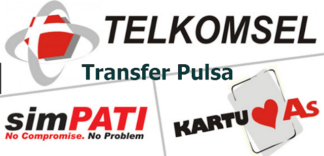 2 Cara mudah Transfer Pulsa Telkomsel ke Sesama Pengguna