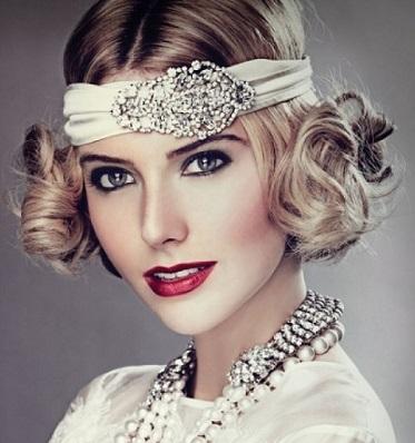 Mujer Estilo Y Belleza Peinados Retro Pelo Corto 2016