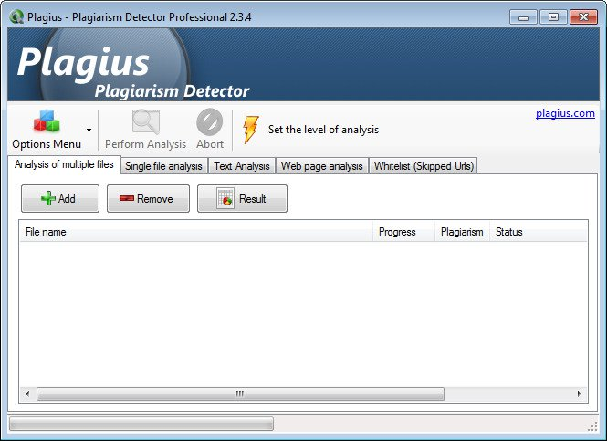 Plagius Professional 2 4 18 Full Patch - Softech - Full Softwares