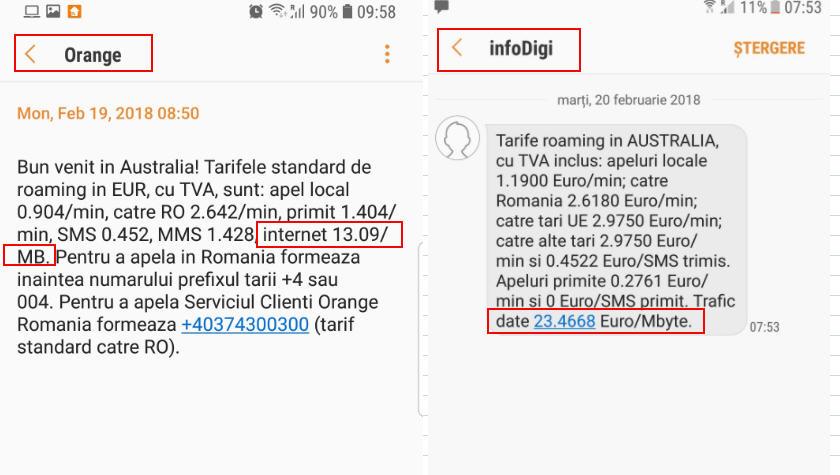 Digi Mobil Romania - VoLTE / VoWiFi / 5G info & more: VoLTE VoWiFi
