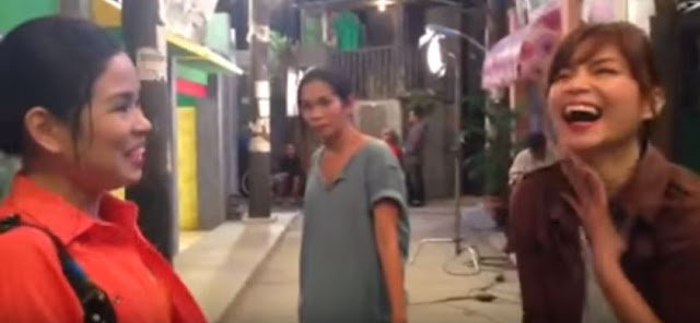 FINALLY: Angel Locsin And Jennie Gabriel Together During Toda Max!