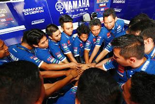 Jelang ARRC 2018 Australia : Tim Yamaha Racinng Indonesia Optimis Raih Podium