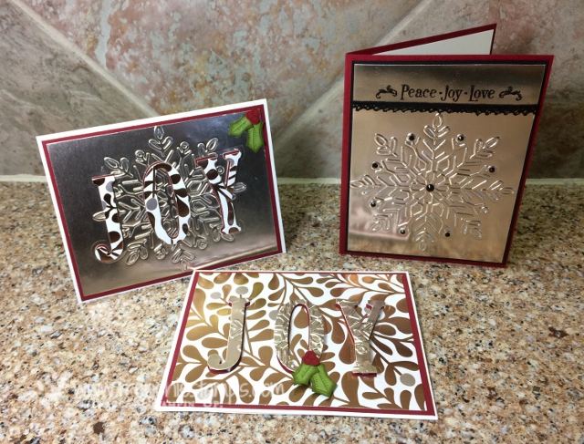 Year of Cheer, eclipse Joy Card, Winter Wonder Embossing Folder, Stampin'Up!