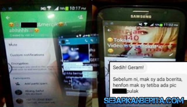 Lama Gak Pulang dari Asrama, Kakak Menangis Setelah Melihat Foto ini di Ponsel Adik Bungsunya