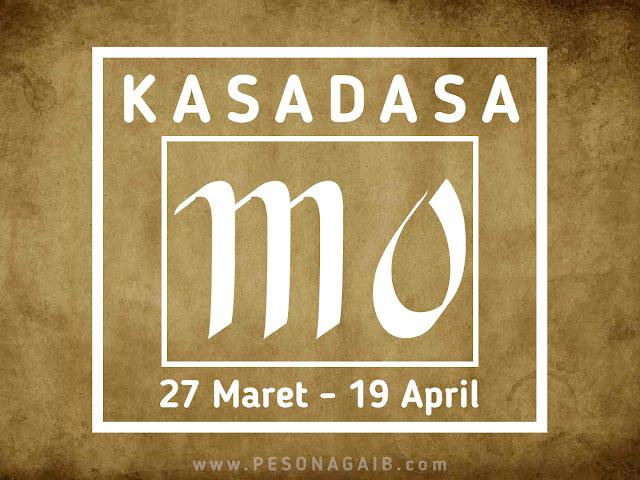 Ramalan Mangsa Kasadasa (27 Maret - 19 April)