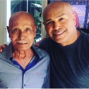 Pai de cantor Rick falece em decorrência de AVC