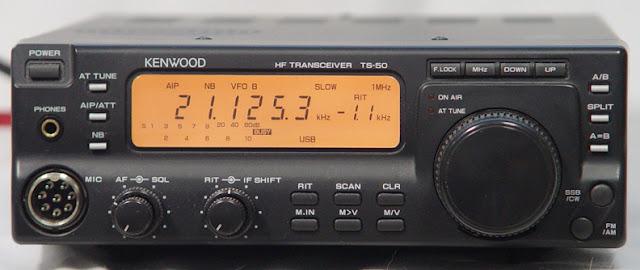 Kenwood TS-50S 100 Memories