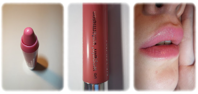 Swatch Baume à Lèvres Chubby Stick - Clinique - Teinte 06 Woppin' Watermelon