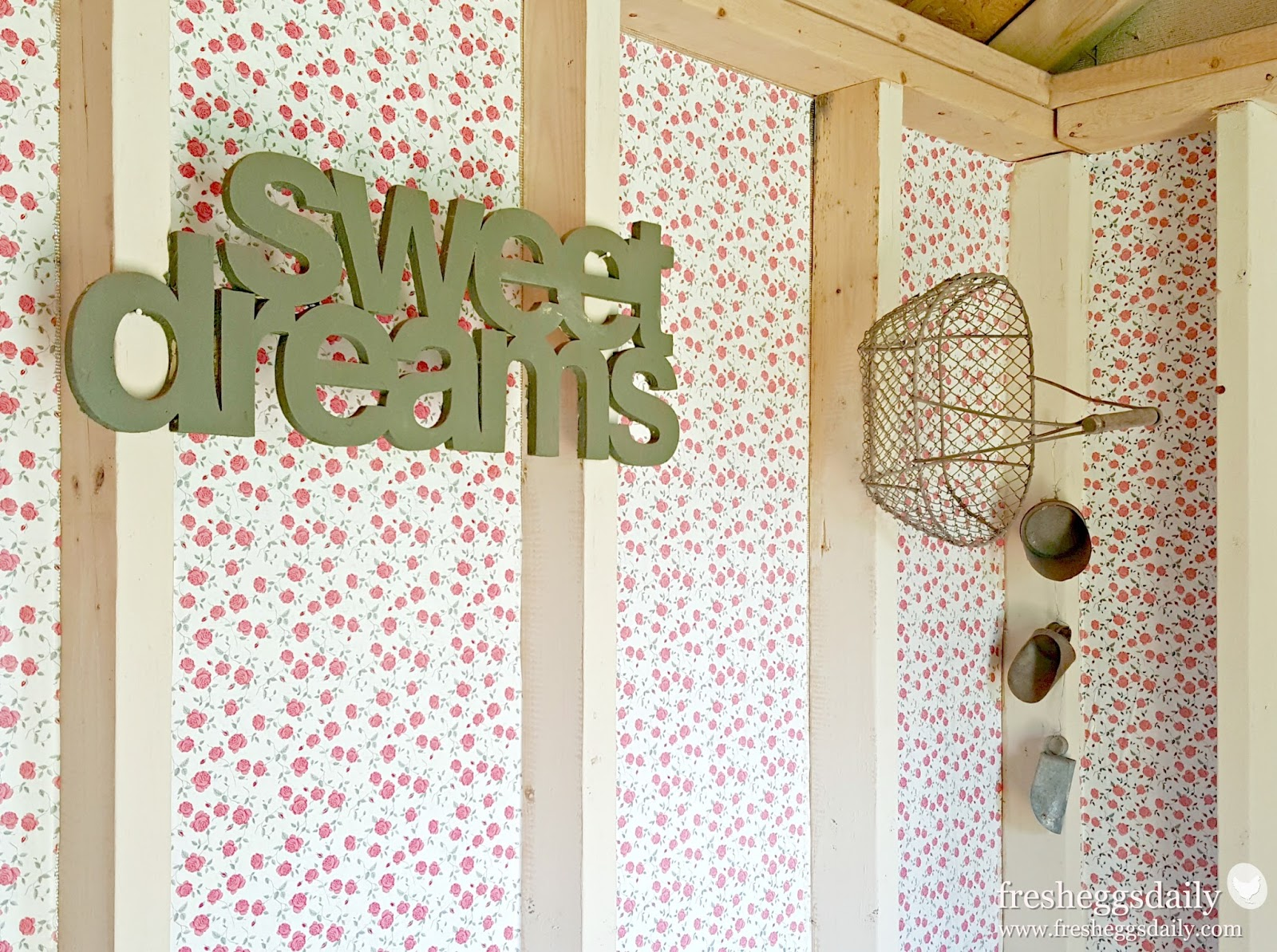 Chicken Coop Decor for the Posh Flock | Fresh Eggs Daily®