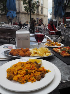 Northern Spain Tapas