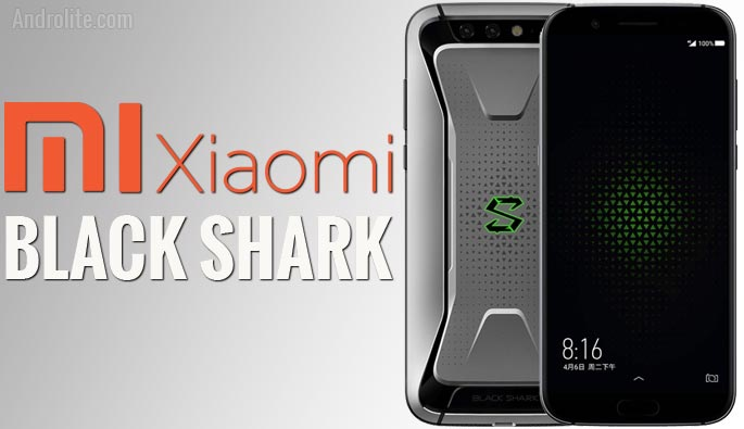Xiaomi kembali meluncurkan smartphone berbasis mobile gaming pertama mereka Update Harga Xiaomi Black Shark Terbaru 2018 dan Spesifikasi