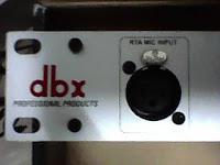 DrverRack PA+ dbx