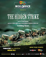 The Hidden Strike (2020) Full Movie Hindi 720p HDRip Free Download