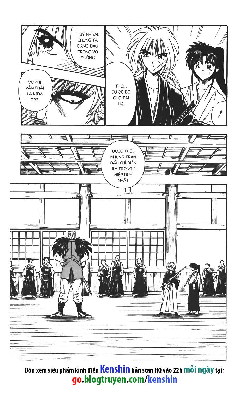 Rurouni Kenshin chap 36 trang 8