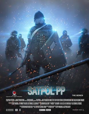 Manipulasi Poster Movie Satpol PP