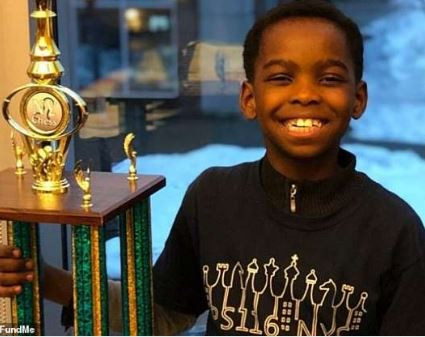 Eight-year-old Nigerian wins chess championship in New York