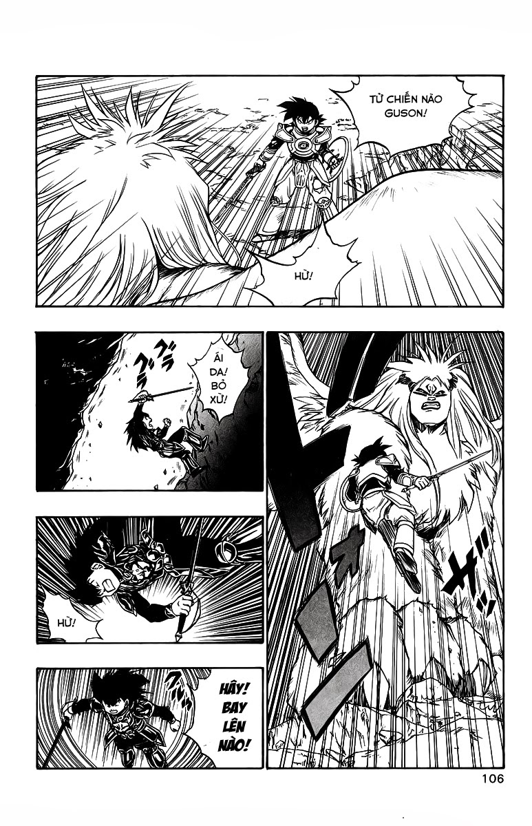 Dragon Quest: Emblem of Roto chap 32 trang 10