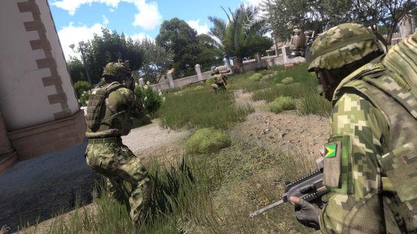 تحميل لعبة الحروب والاكشن Arma 3 كاملة برابط مباشر و تورنت