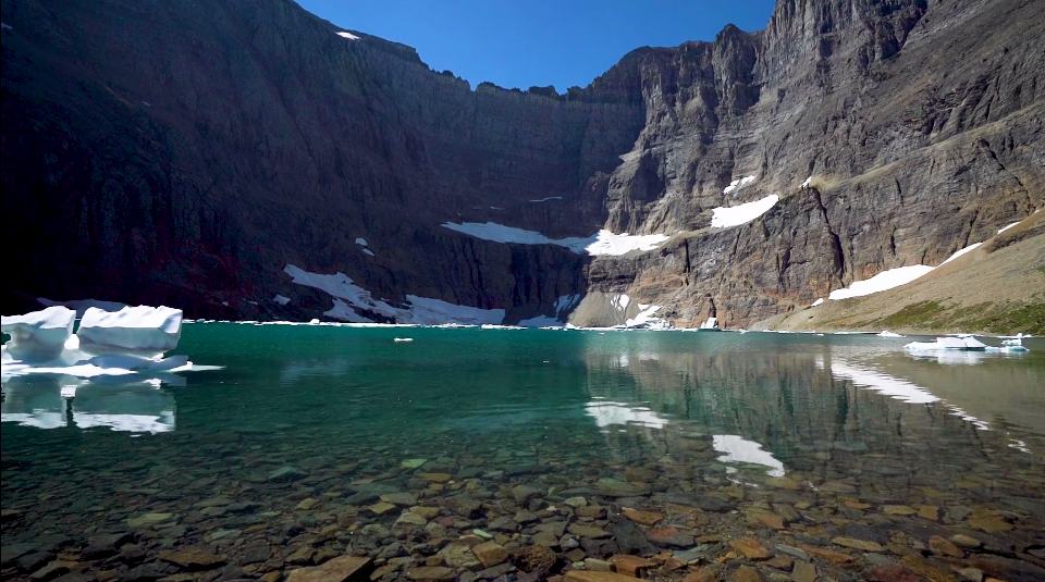 Trekking Through Glacier National Park Before The Wildfires (Video)