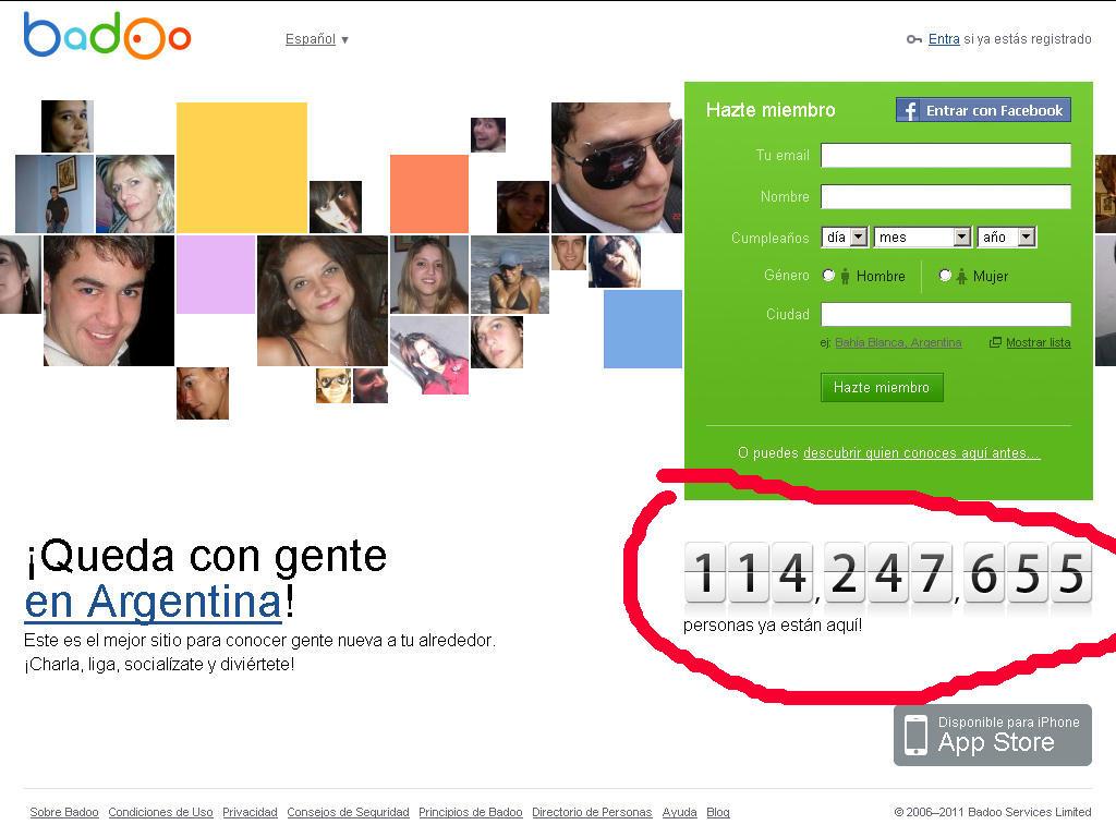 Badoo dating uruguay montevideo