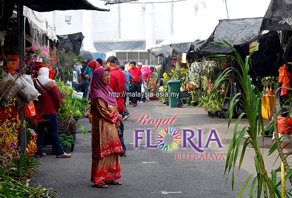 Horticulture Market Royal Floria
