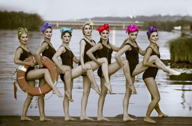 zdjęcie: Dakh Daughters - Olga ZAKREVSKA