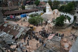 Nepal awaits funds for reconstruction