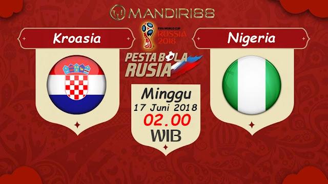 prediksi kroasia vs nigeria minggu 17 juni 2018 pukul 02