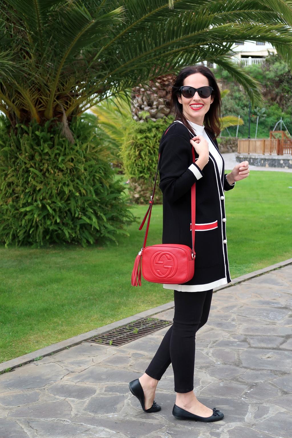zara-striped-cardigan-outfit
