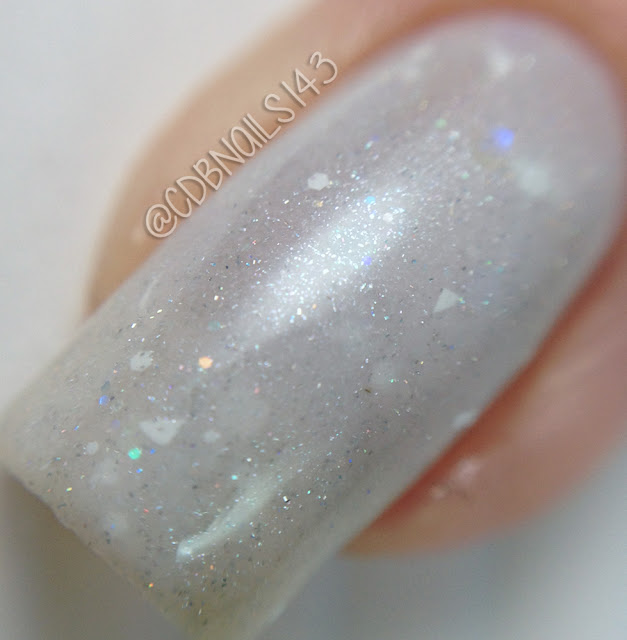 Sassy Pants Polish-New Fallen Snow