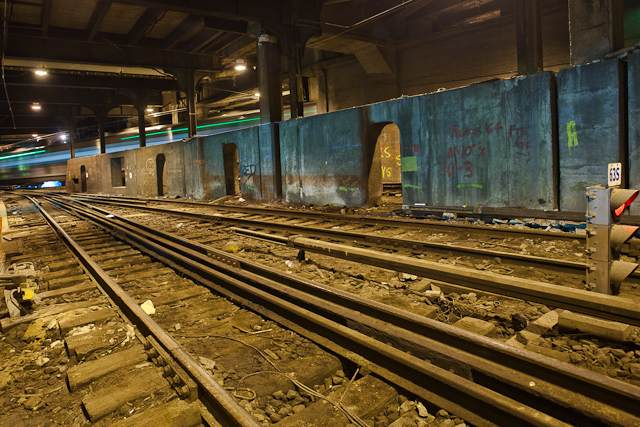 Deserted Places: The Secret Train Platform Under The