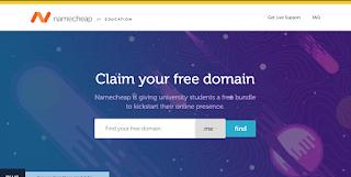 Cara Claim Domain .Me di NC
