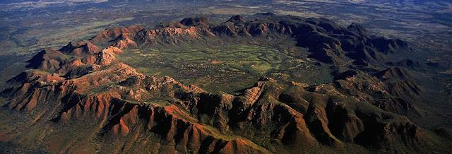 Dünya'ya Çarpan En Büyük Meteorlar - Gosses Bluff Krateri
