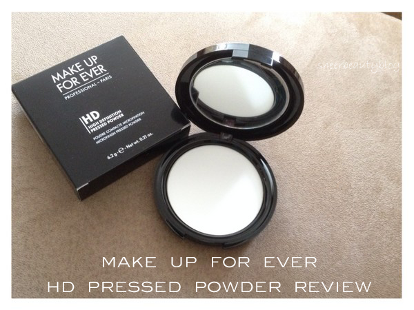 picture of Make Up For Ever HD Pressed Powder