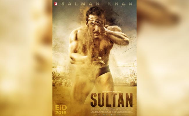 सलमान खान ने 'सुल्तान' का पहला पोस्टर जारी किया