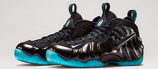 5c65c77a962 Nike Air Foamposite Pro Dark Obsidian Dark Obsidian-Blue Aquamarine Release  Reminder