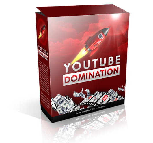 Youtube Domination | Review Produk Digital Terbaru