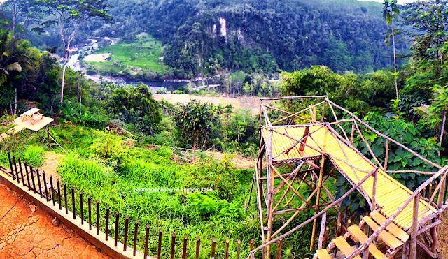 View Sungai Grand Sayang Kaak Ciamis