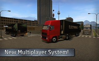 Euro Truck Evolution Mod Apk Terbaru