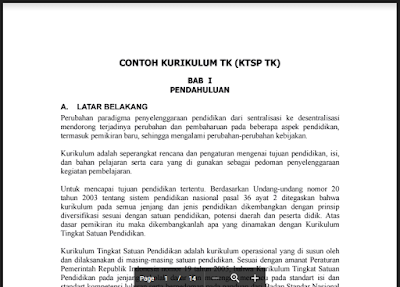 Download Dokumen 1 KTSP PAUD|TK|RA|KB|TPA