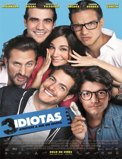Ver 3 idiotas (2017) Online