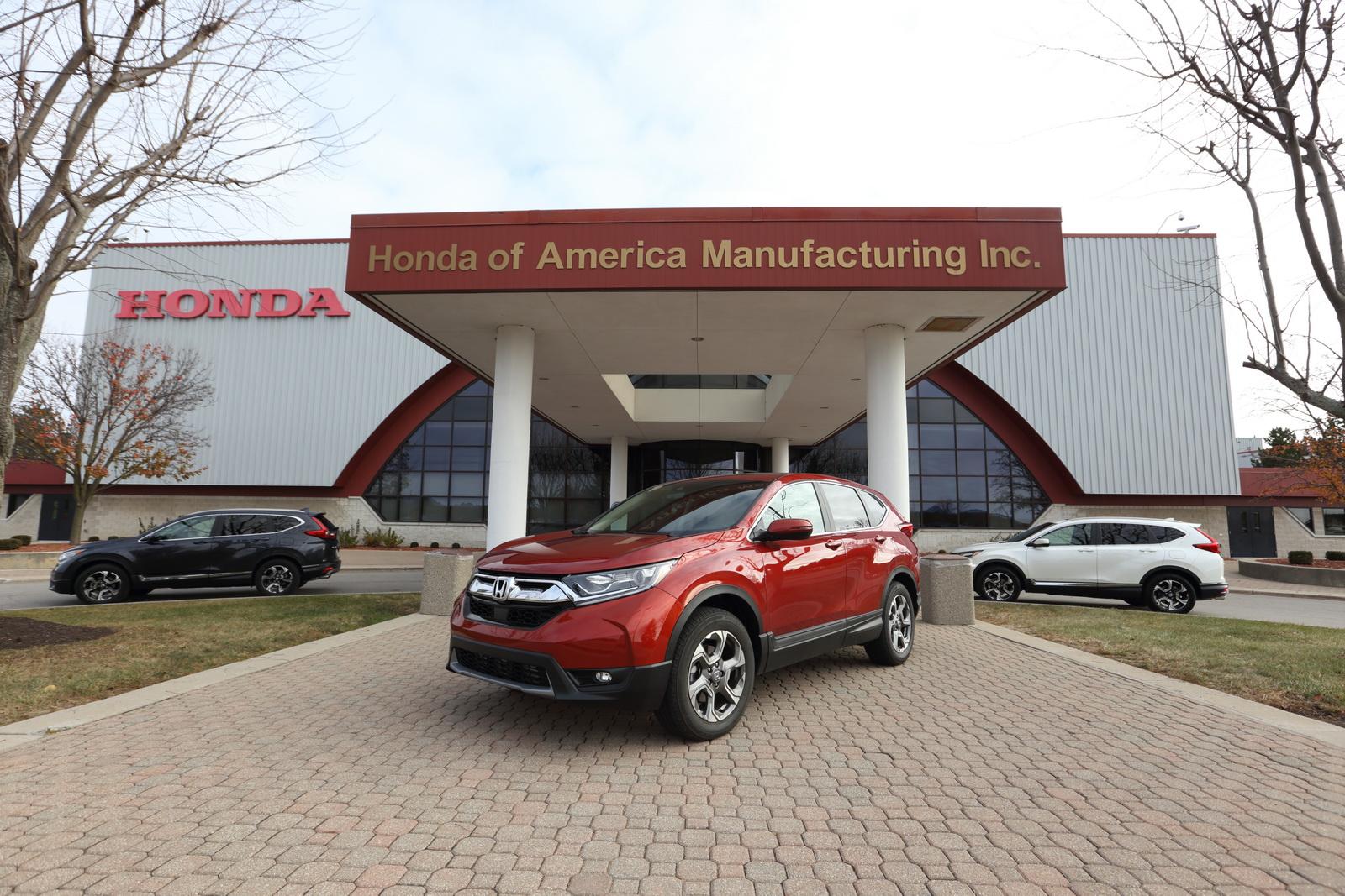 1.5L Turbocharged 2017 Honda CR-V - CRVManufacturingEvent1
